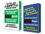 Electronic Safety Scoreboards