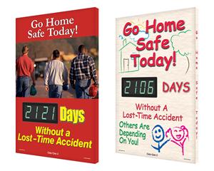 Get Home Safely Scoreboards