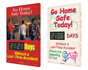 Get Home Safely Scoreboards